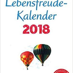 Lebensfreude Kalender 2018