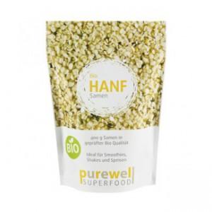 Purewell-Hanf-Samen